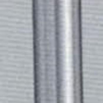 Elément droit 45cm 80/130 inox